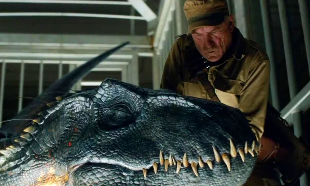 Colin Trevorrow sigue trabajando en 'Jurassic World 3'