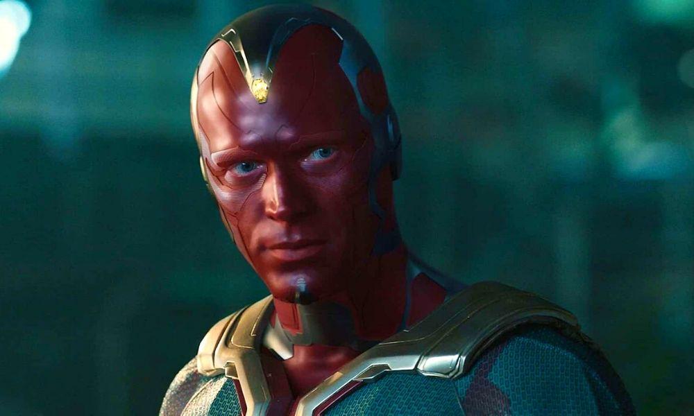 destino de vision después de Avengers: Infinity War