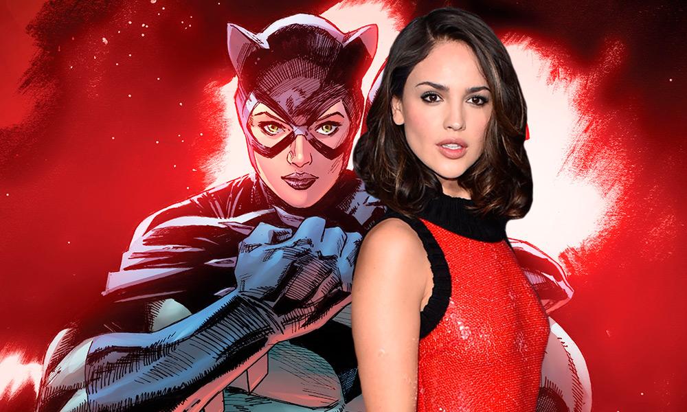 Eiza Gonzalez habló de no haber sido elegida como Catwoman