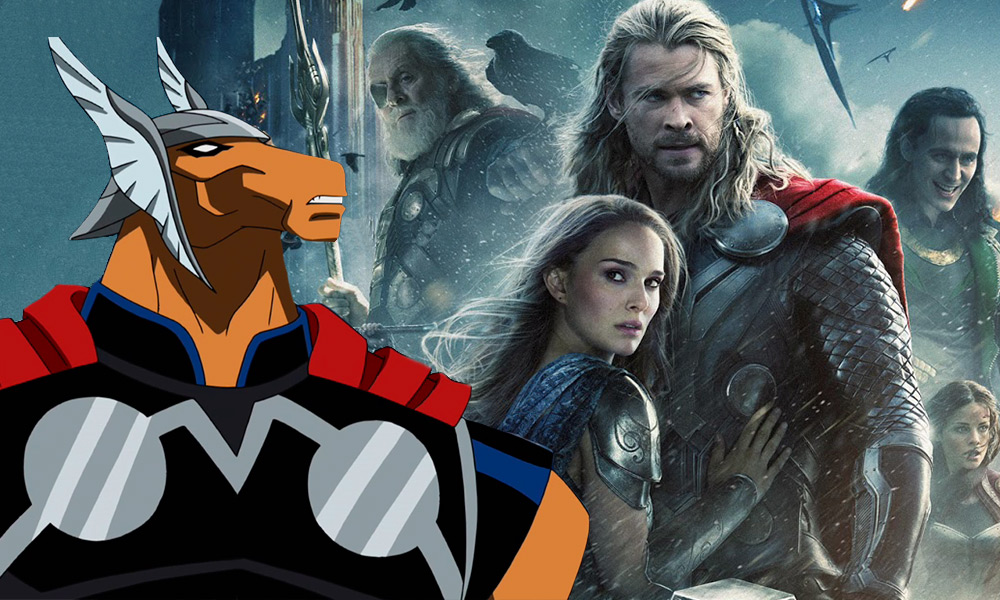 equipo en 'Thor: Love and Thunder' incluye a Beta Ray Bill