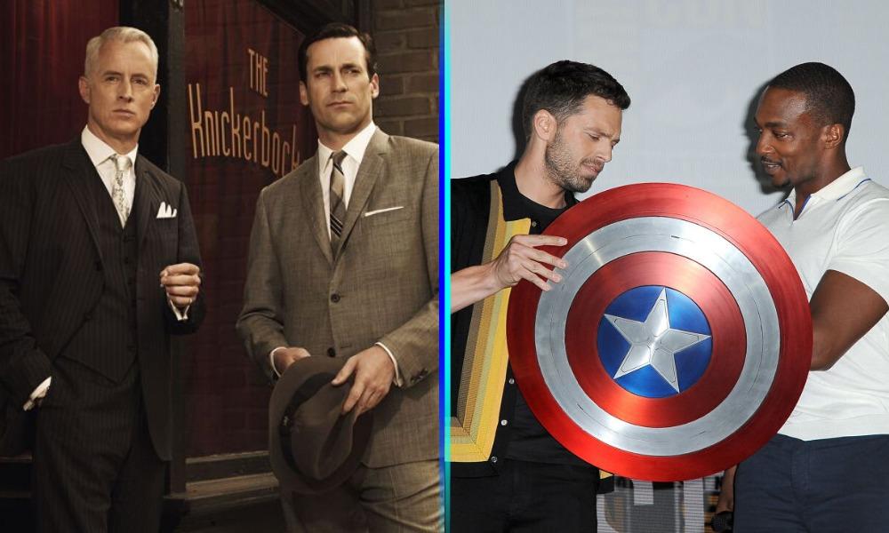 Sebastian Stan y Jon Hamm en 'Kill Switch'