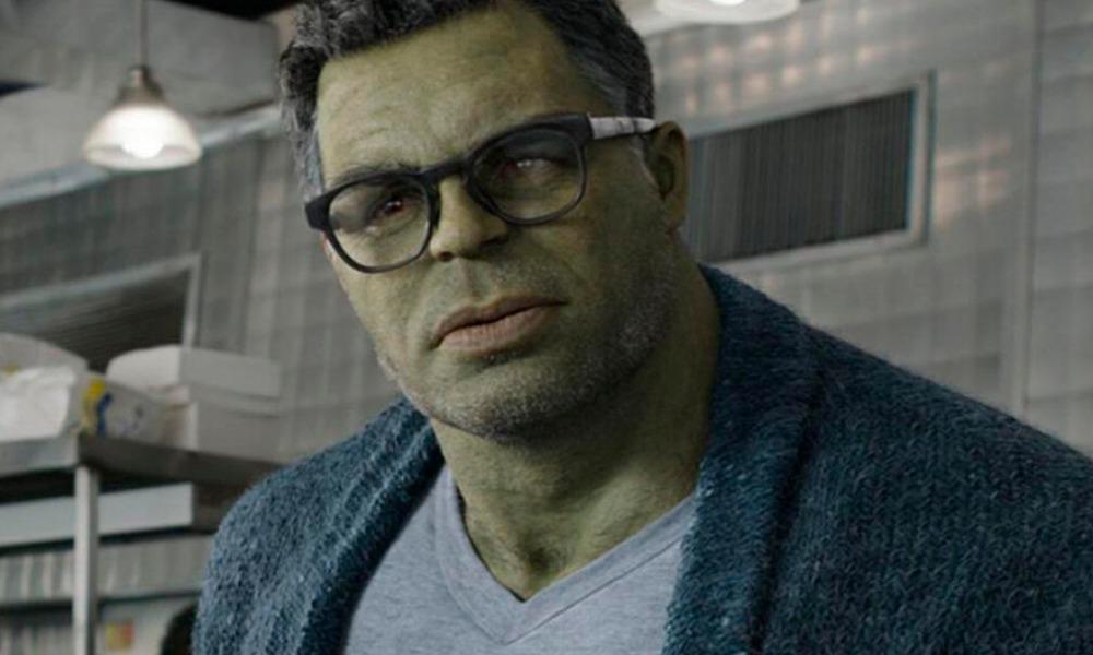 Hulk usó un lápiz en 'Avengers: Endgame'