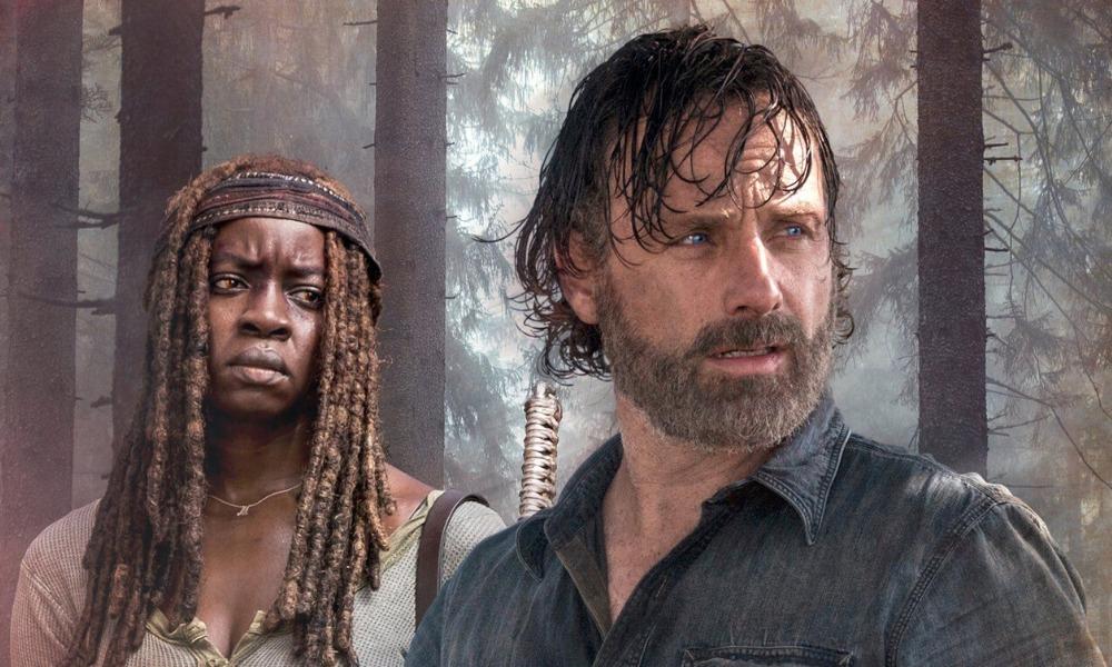 Rick Grimes despidió a Michonne