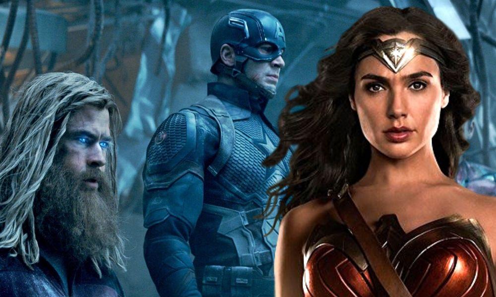 fan trailer de Wonder Woman y Avengers contra Thanos