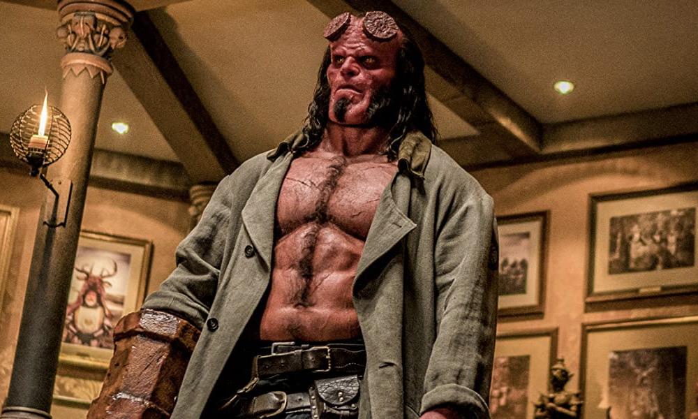 David Harbour explica el fracaso de Hellboy