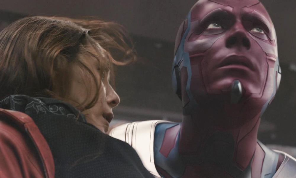 Marvel eliminó a un familiar de Vision