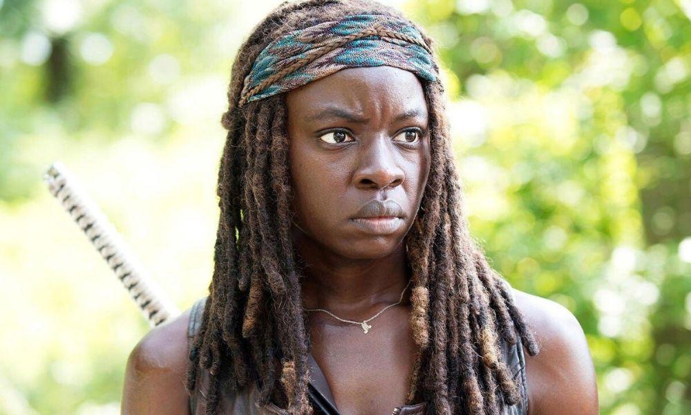 mensaje de Michonne a los fans de 'The Walking Dead'