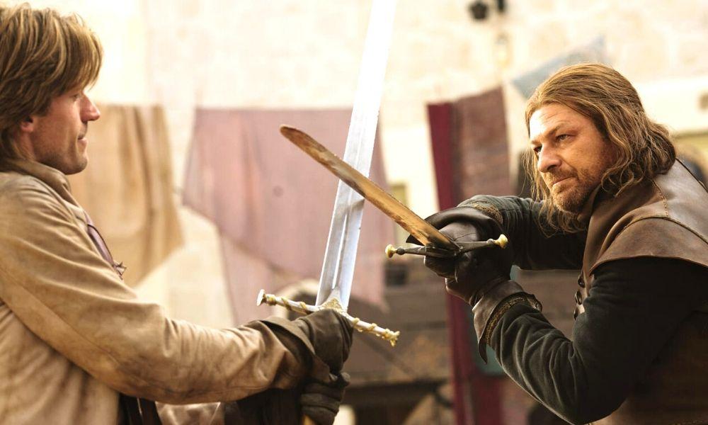 Ned Stark no pudo pedir un juicio por combate