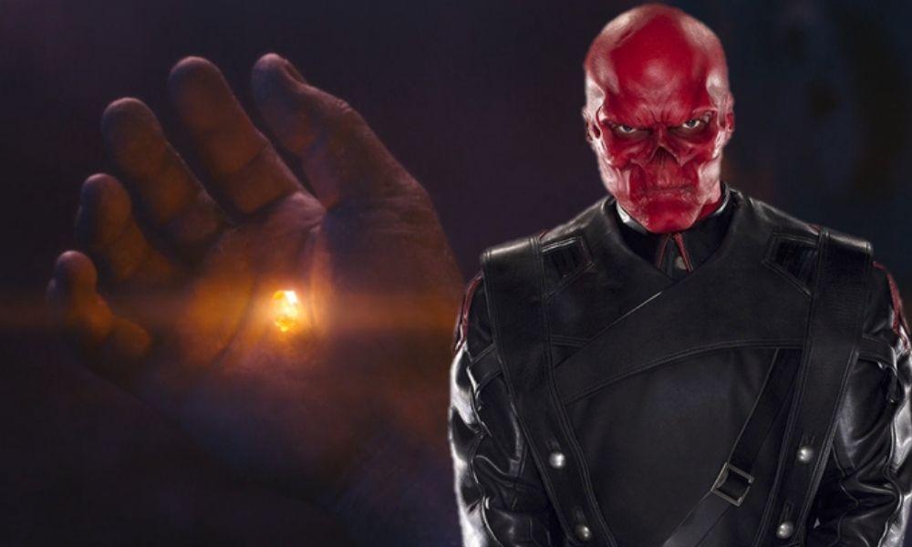 Red Skull y la gema del alma