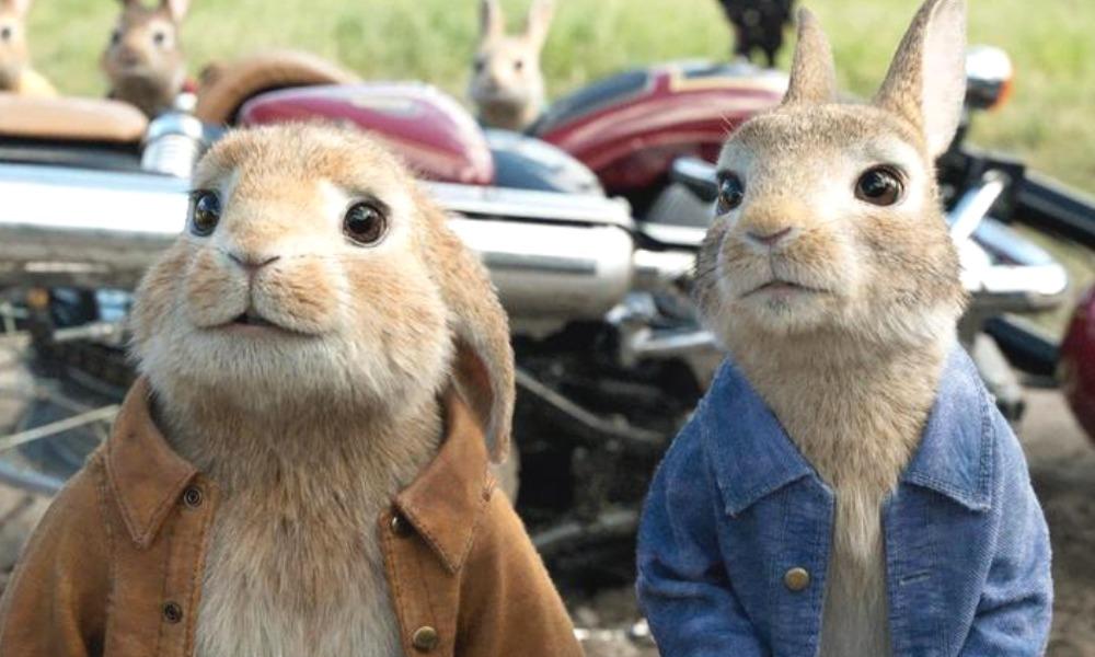 Retrasaron el estreno de 'Peter Rabbit 2' por coronavirus