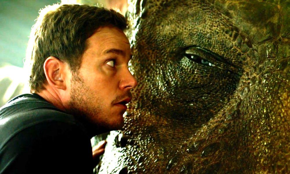 Serie de Jurassic World podría tener a Chris Pratt