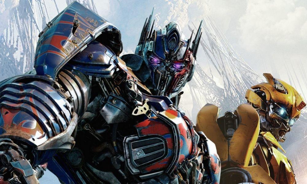Serie de Transformers después de Bumblebee