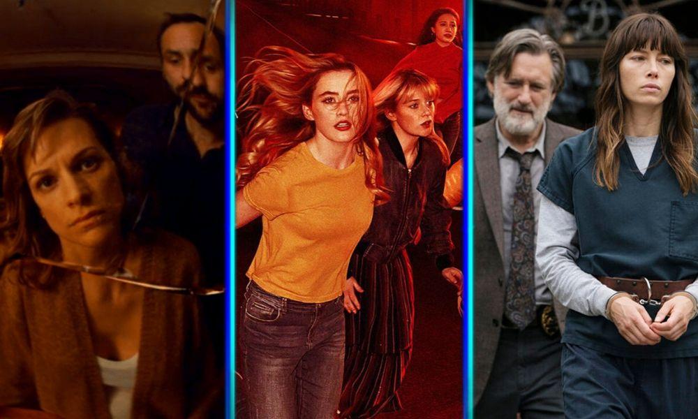 Series de suspenso en Netflix