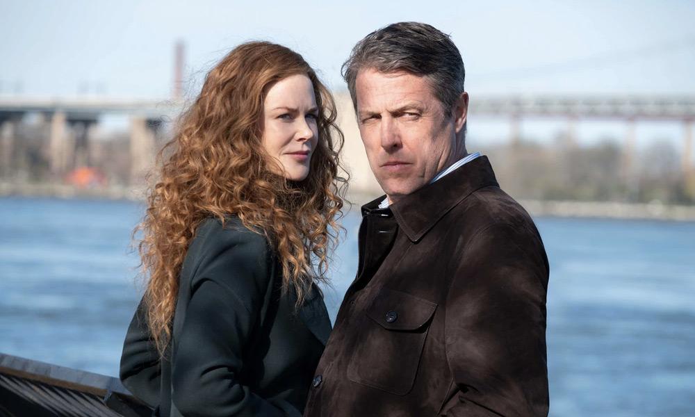 Nicole Kidman y Hugh Grant en 'The Undoing'