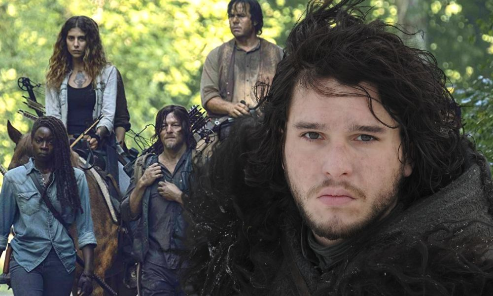 The Walking Dead es muy similar a Game of Thrones