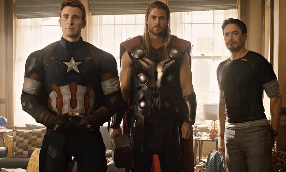 Reunión de los Avengers durante la cuarentena