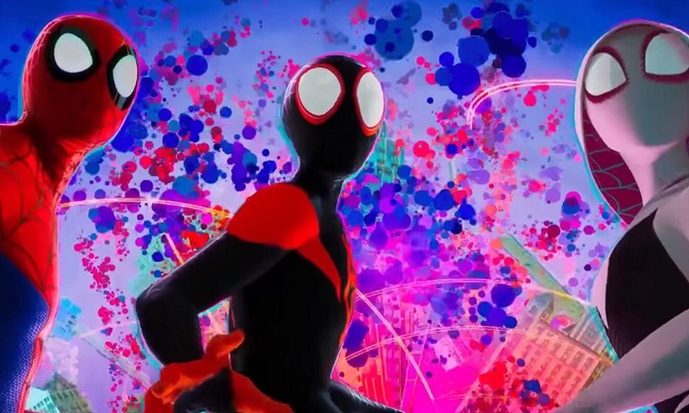 cambian fecha de estreno de 'Spider-Man: Into the Spider-Verse 2'