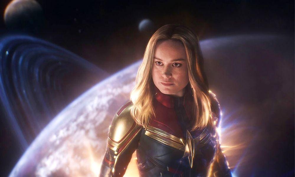 'Captain Marvel 2' podría ser una precuela de 'Endgame'
