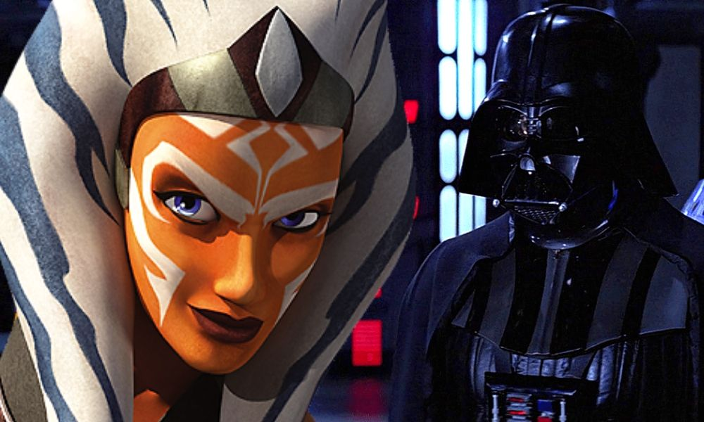 Clone Wars revivió un momento de Return of the Jedi