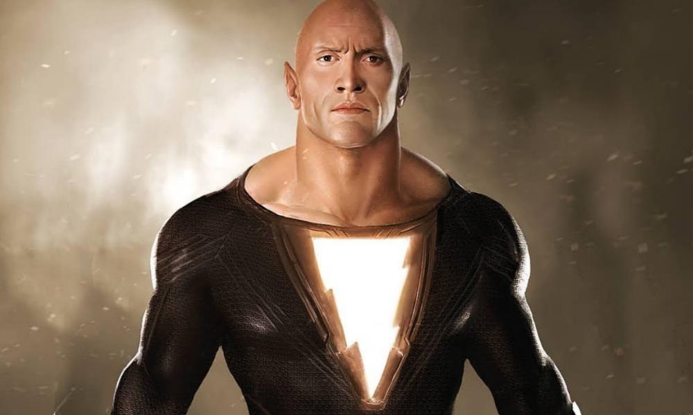 Dwayne Johnson anunció que Black Adam podría enfrentarse a Superman