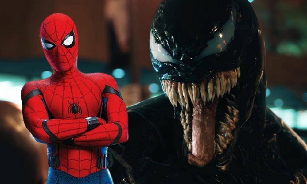 Fan Art de Spider-Man con el traje negro