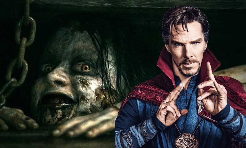 fan póster de 'Doctor Strange 2'