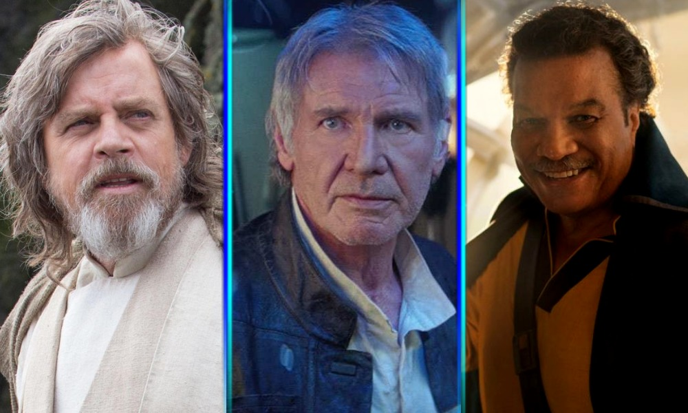 Harrison Ford aparecería en 'Guardians of the Galaxy Vol 3'