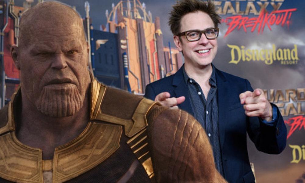 James Gunn habló sobre Thanos