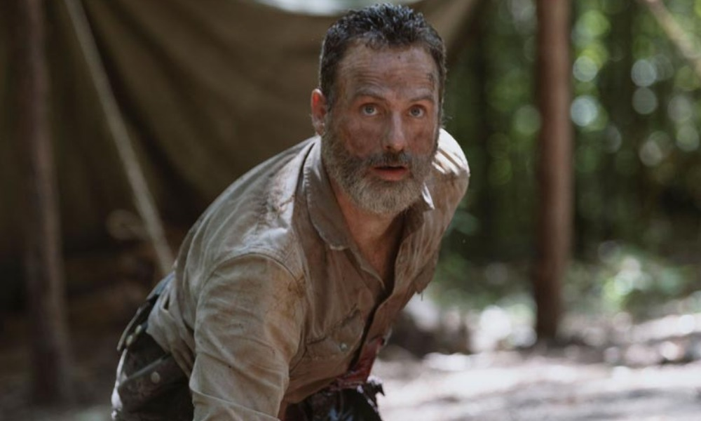 Rick Grimes volvería en el episodio final de 'The Walking Dead'
