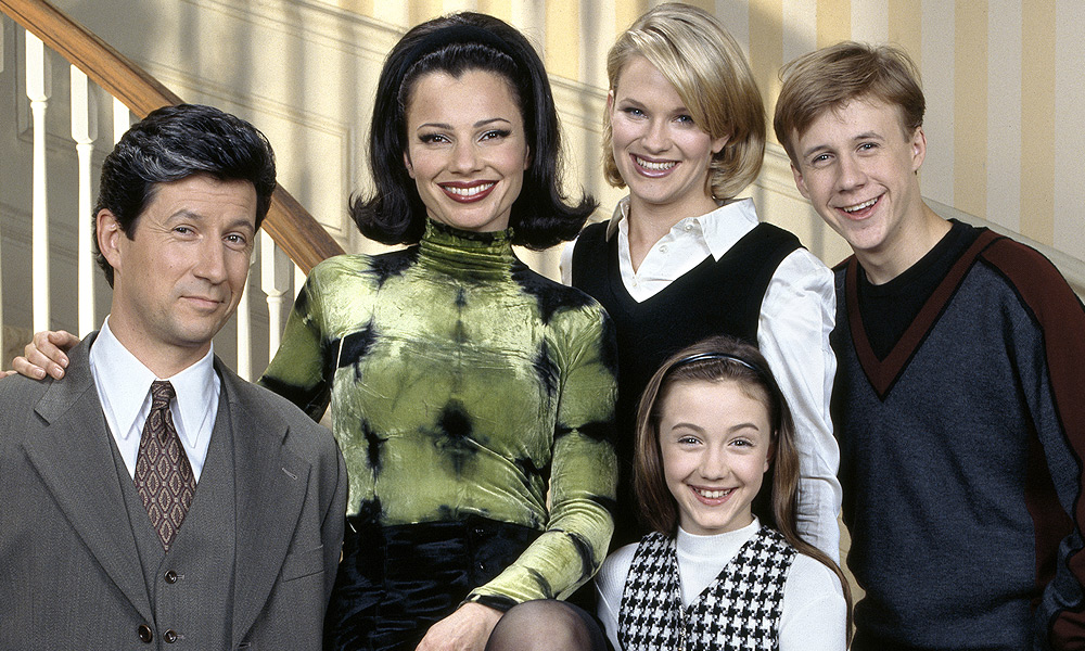 Reunión del elenco original de La Niñera