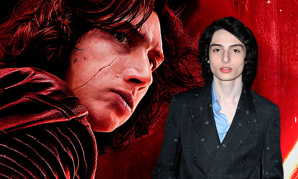 Así se vería Finn Wolfhard como Ben Solo