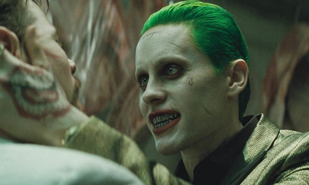 Ayer cut igual de oscura que Joker