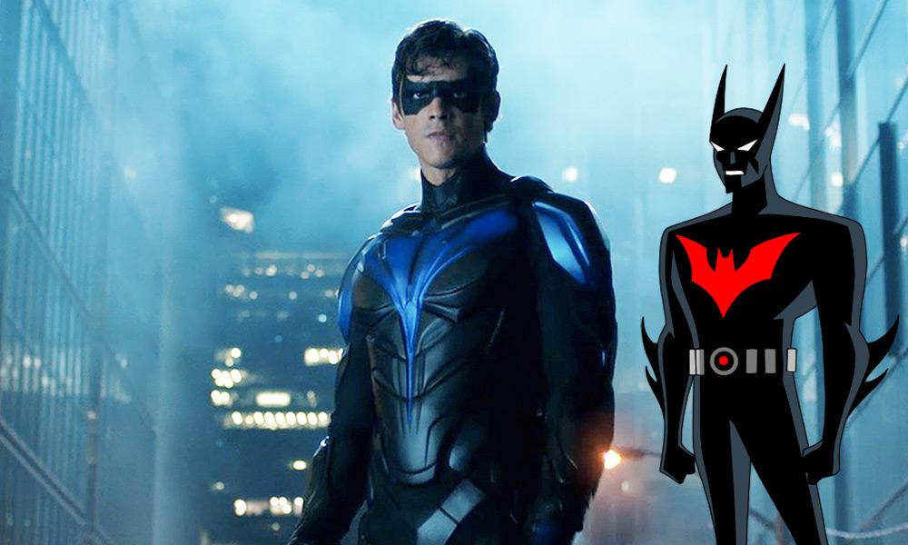 Nightwing en Batman Beyond