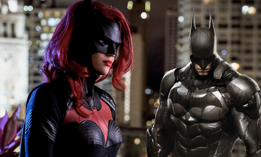 Llegada de Batman al Arrowverse
