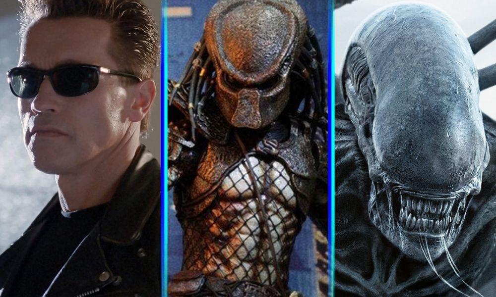 Bill Paxton pereció ante Terminator, Predator y Xenomorph