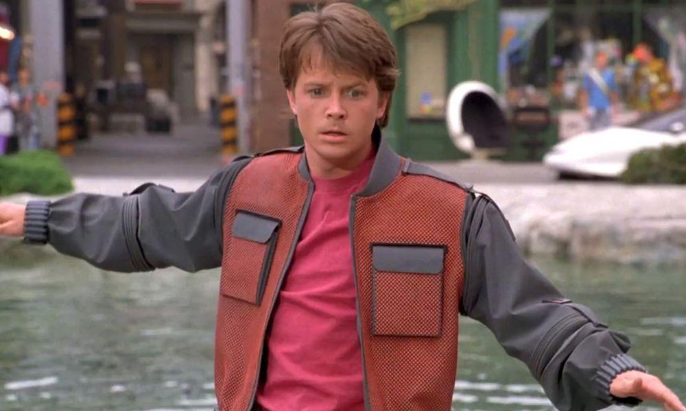 Bob Gale pidió quitar Back to the Future 2