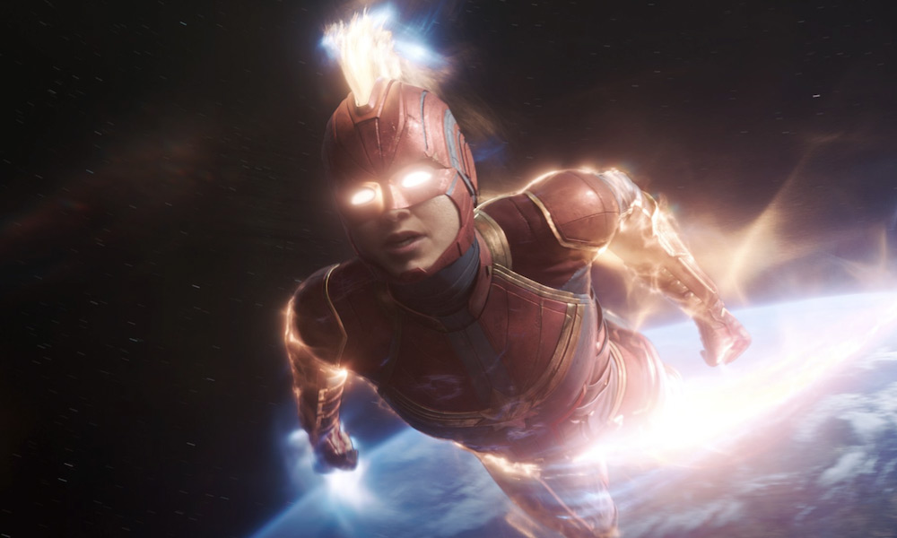 Captain Marvel 2 introduciría a los X-Men galácticos