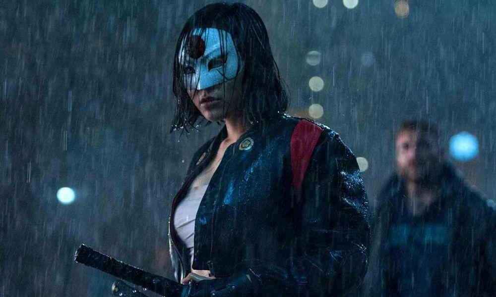 escena eliminada de Katana en 'Suicide Squad'