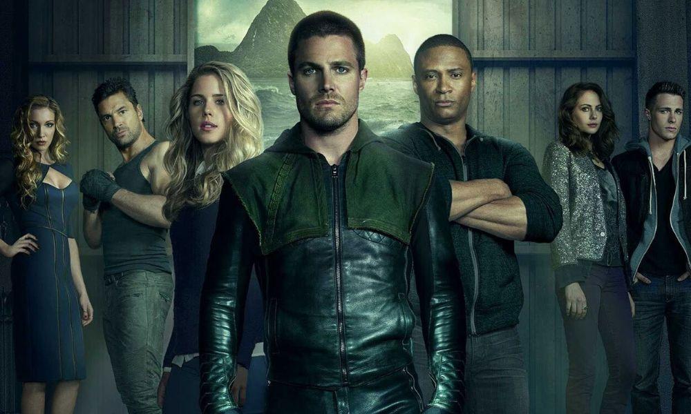estrellas de 'Arrow' quieren ser parte de 'Legends of Tomorrow'