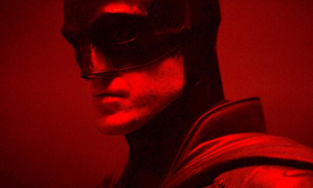 Fan art de Robert Pattinson con el traje de Batman