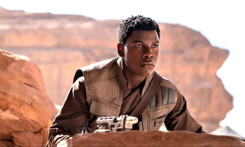 Finn usaría la fuerza en proyecto de Star Wars