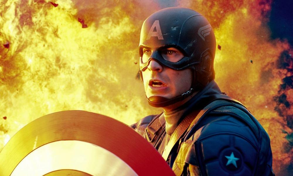 Chris Evans habló sobre el inicio de Captain America