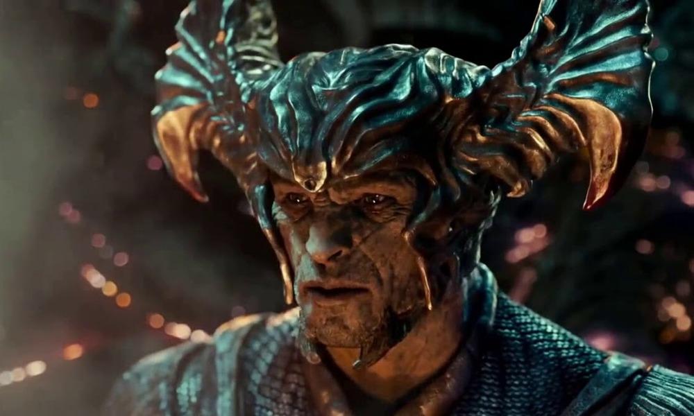 apariencia de Steppenwolf en Justice League: Snyder Cut