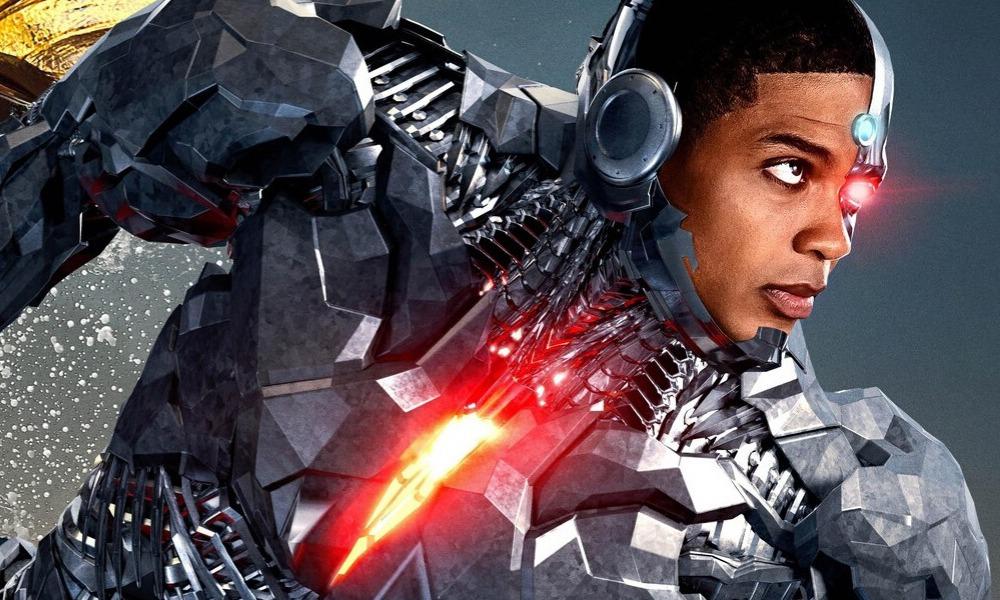 Ray Fisher podría regresar como Cyborg