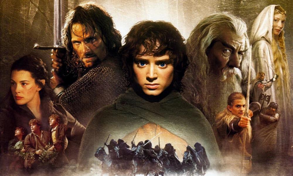 reunión del cast de The Lord of the Rings