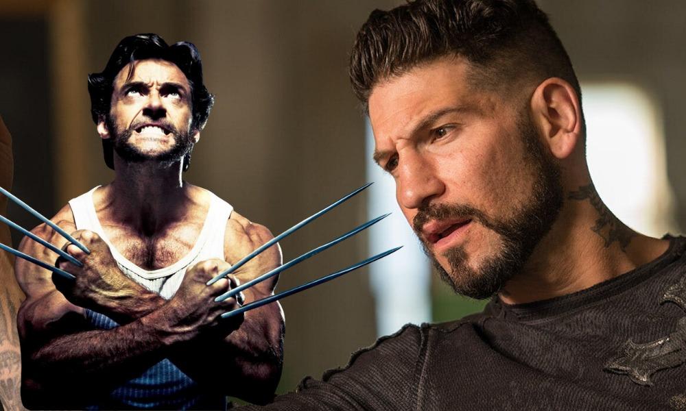 fan art de Jon Bernthal como Wolverine