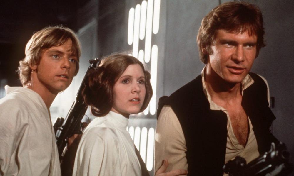 Harrison Ford improvisó la frase de Han Solo
