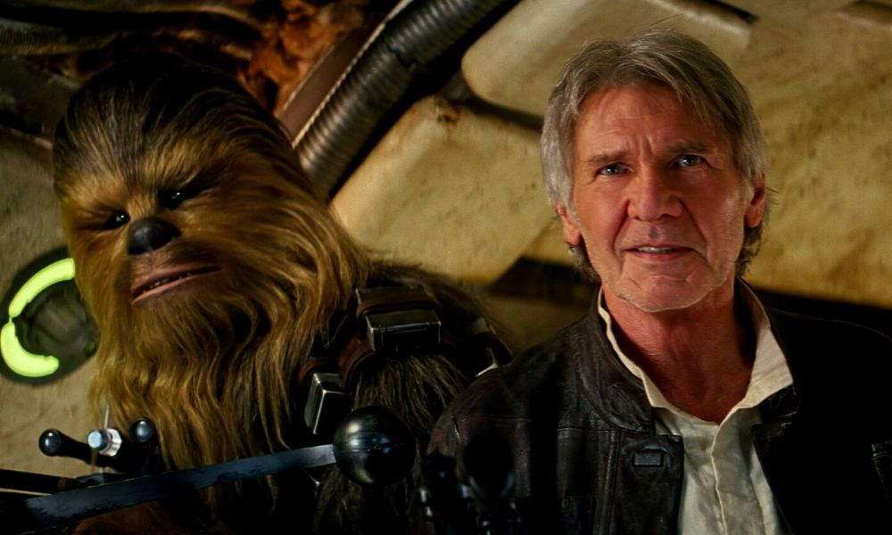 Harrison Ford regresaría en spinoff de Han Solo