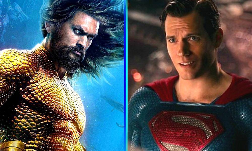 Henry Cavill y Jason Momoa reaccionan al lanzamiento del Snyder Cut