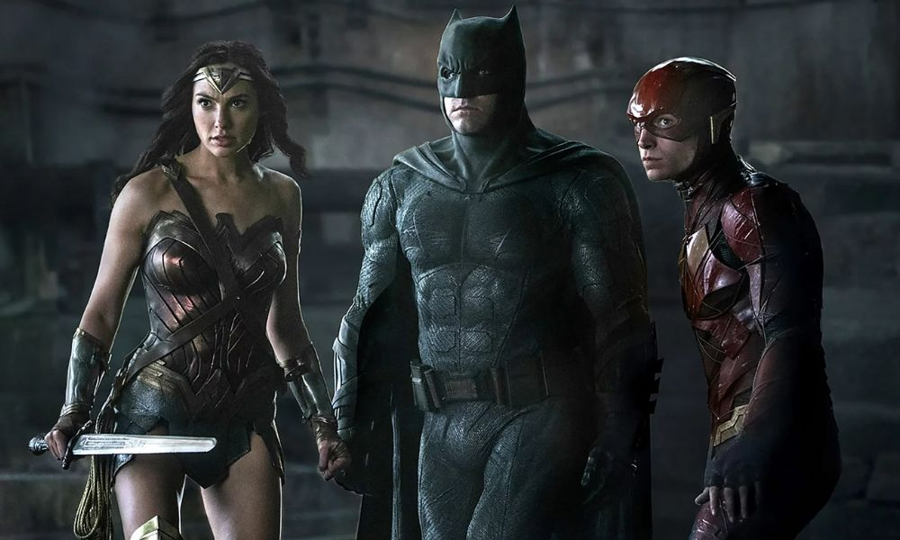 Justice League Snyder Cut casi no se estrena